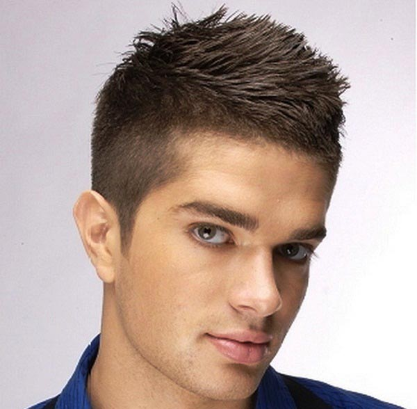 18 Rocking Men Short Hairstyles 2017